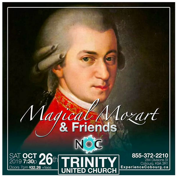 Magical Mozart & Friends