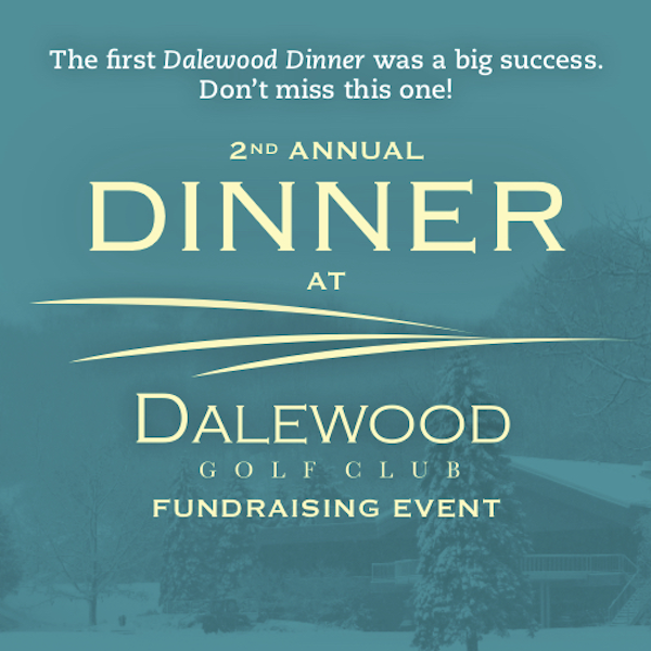 Second Annual Dinner at Dalewood